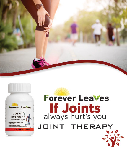 Forever Leaves Joint Pain Relief Tablets
