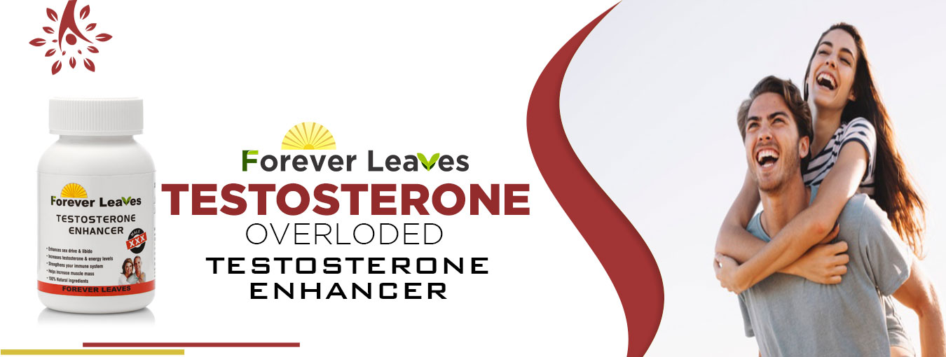 Forever Leaves Testosterone Enhancer Tablets
