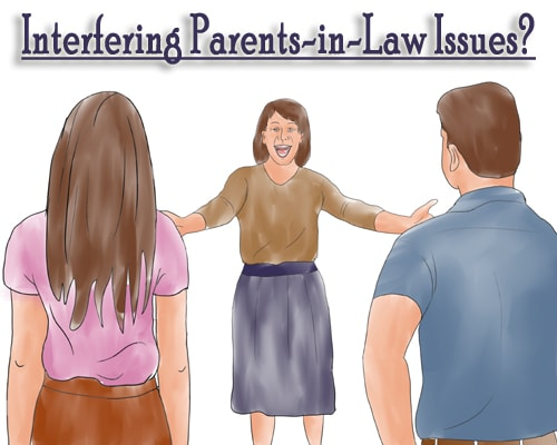 Interfering Parents-in-Law