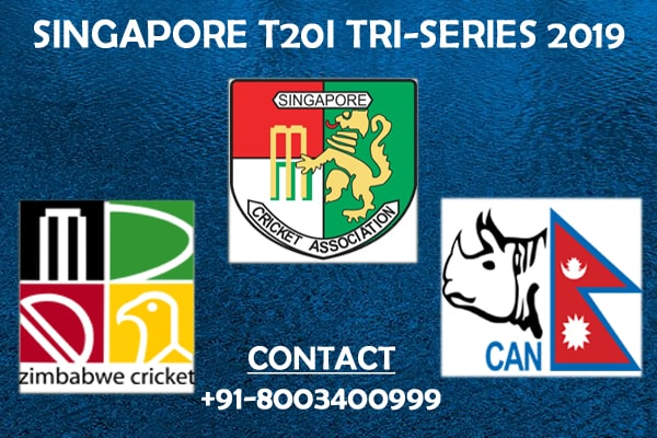 Singapore T20 Tri Series Predictions