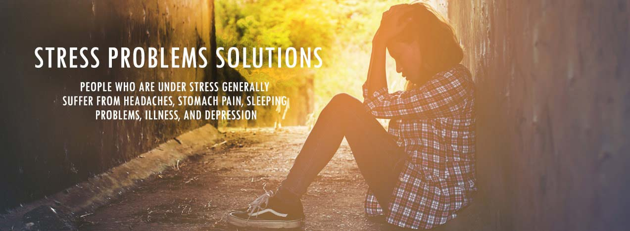 Stress Problems Solutions