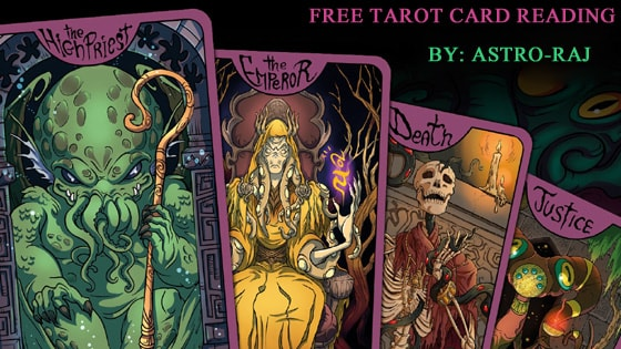 Tarot-Card-Reader