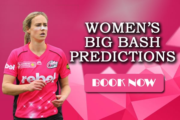 Women-Big-Bash-Prediction