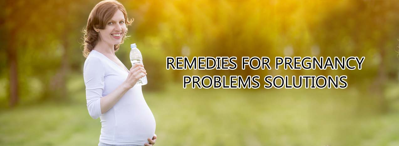 pregnancy problem solutions
